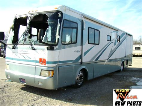 Motorhome Replacement by Rv Parts Used 2000 Monaco Diplomat Parts For Sale Used Rv