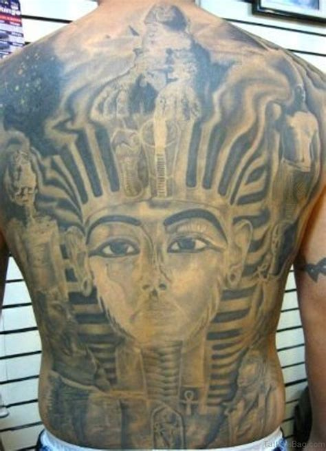 small egyptian tattoos 50 simple for back