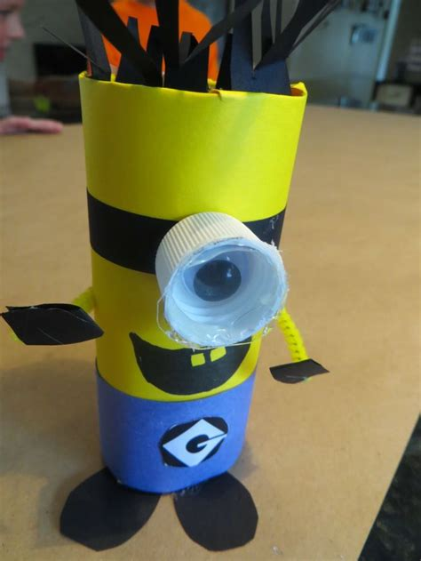 minion crafts for minion craft despicable me