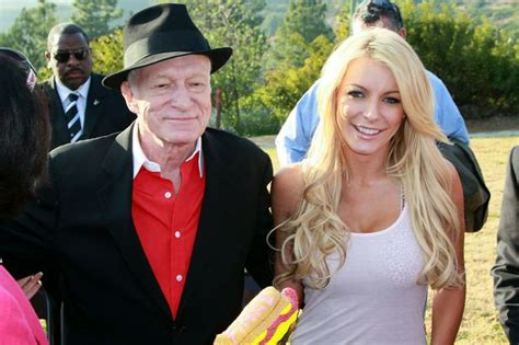 Hef And To Wed by Hugh Hefner Reunited With Harris Mirror