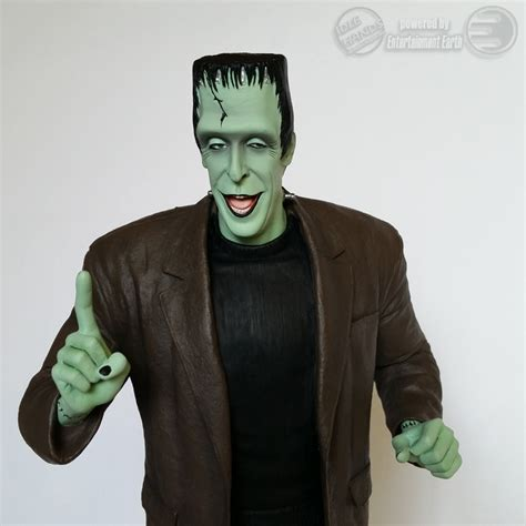 Mr Color Herman idle herman munster scolds your inferior collectibles