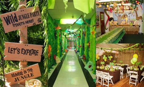 book themed parties eventful possibilities give your li l one s birthday party the jungle book twist