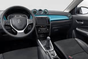 Suzuki Vitara Interior Suzuki Vitara 2015 El M 237 Tico 4x4 Se Civiliza