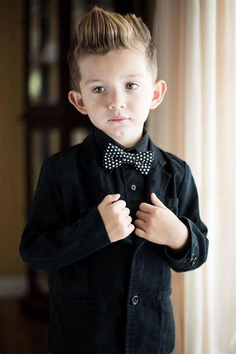 C Kid Toxedo children baby toddler kid boys black white polka dot bow tie bowtie tuxedo photography prop