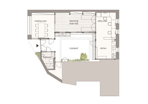 House Plans With Courtyard Hanok The Remodeling Of A Traditional Korean House