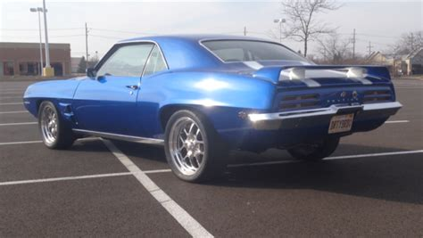 Kerosene Ls For Sale by 1969 Turbo Ls Pontiac Firebird Ram Air Fuel Injected
