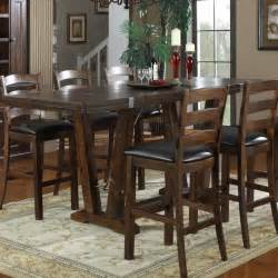 Pub Style Dining Room Table Pub Dining Room Table Marceladick