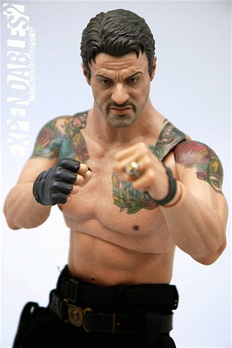 tom arnold beats up barney toyhaven review ii hot toys the expendables 2 barney
