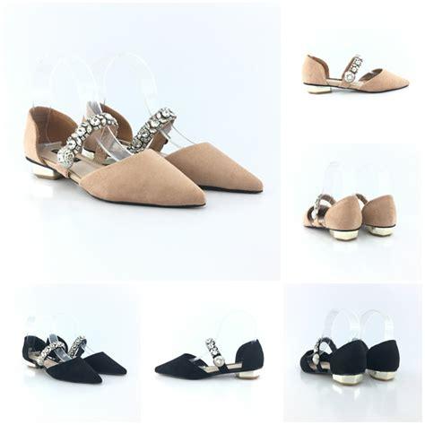 Shsb01 Pink Slip On Shoes Cantik jual shs86938 pink flat shoes wanita cantik grosirimpor