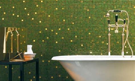 rivestimenti bagno mosaico bisazza bisazza mosaico gold collection pavimenti in ceramica