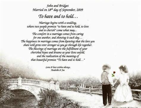 50th Wedding Anniversary Poems   25th 50th Wedding