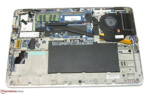 laptop ram test test hp elitebook 850 g3 notebook notebookcheck tests
