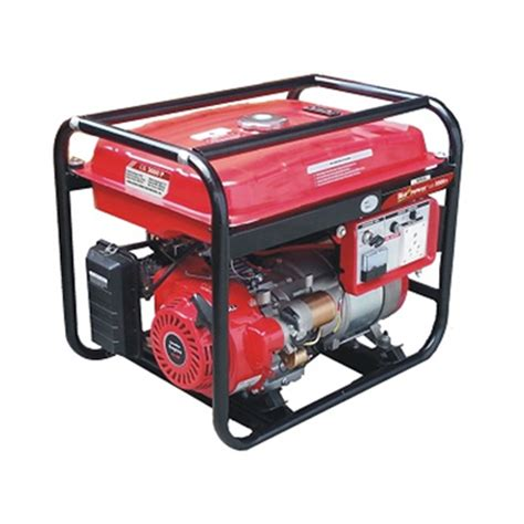 ge 3000 p recoil start portable generator in india