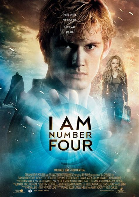 i am number four merchandise i am number four i am number four seen on screen godfella s filmblog