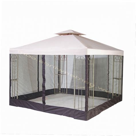 garden gazebo canopy gardenline gazebo replacement canopy gazebo ideas