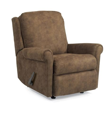 gliding recliner macy fabric swivel gliding recliner 286653 recliners