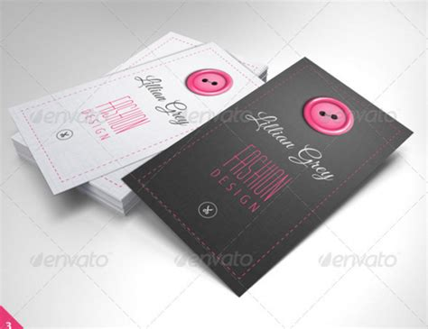 fashion designer visiting cards templates 15 fashion designer business card designs templates