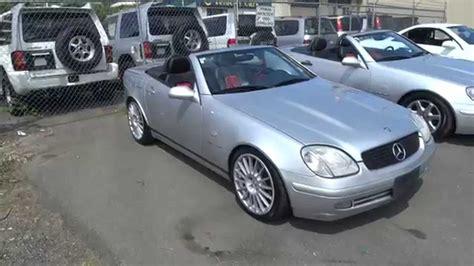 1999 Mercedes Slk230 by 1999 Mercedes Slk Class Slk230 Kompressor For Sale In