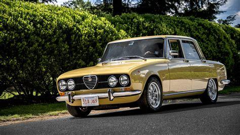 alfa romeo berlina 2000 5 favorite italian classics from tutto italiano autoweek