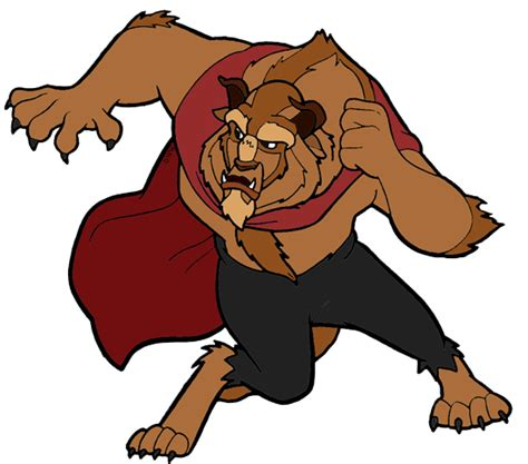 disney s beauty and the beast beast photo credits govert the beast and the prince clip art disney clip art galore