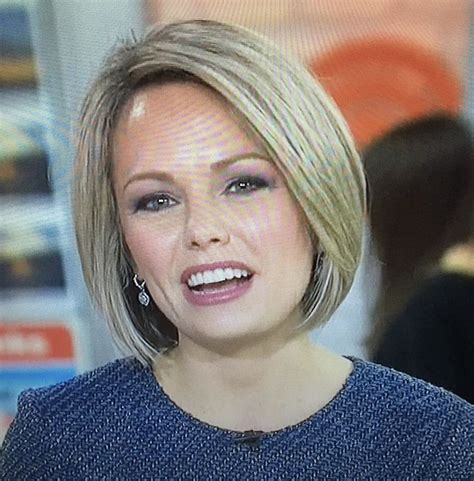 Today Show Haircut | dylan dreyer on today 1 18 16 front of hair great