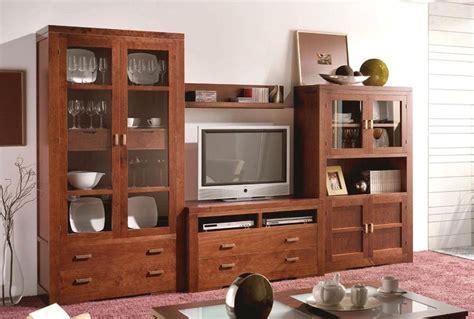 muebles salon comedor madera maciza pino tudecoracom