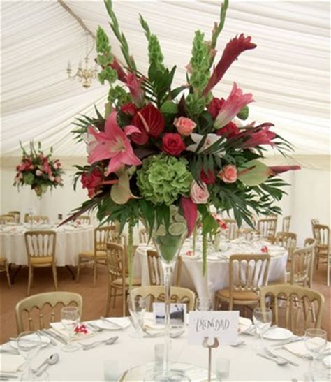 Wedding Reception Flowers by Finding Your Wedding Flowers And Reception Ideas