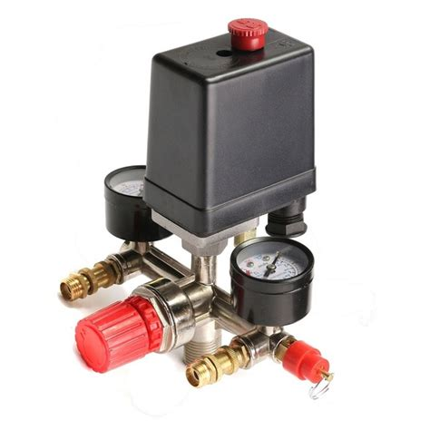 Sirine Manual Lk 120 Dengan Stand air compressor 2 way switch set with universal trading colombo