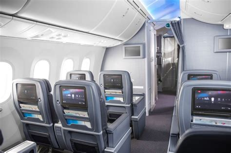 787 Cabin Noise by Us Carrier Launches Premium Economy On Syd Lax Travel Weekly