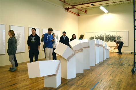 Art Review: Follow Stephan's maze of 'Paths' at Coleman