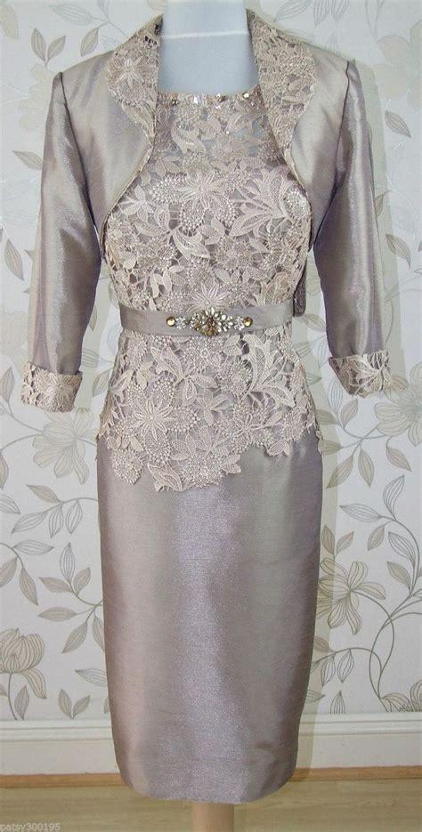 elegant mother   bride dresses real