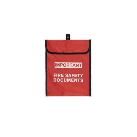 fire alarm document fire safety document pouch parrs workplace equipment