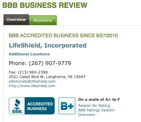 lifeshield security reviews real customer reviews