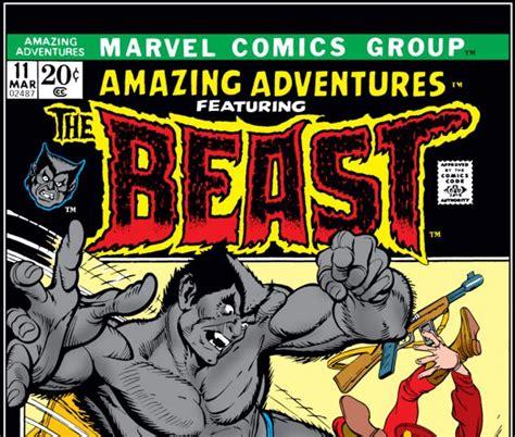 Amazing Adventures amazing adventures 1970 11 comics marvel