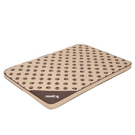 Thin Mattress Pad by Pad For Reedog Thin Beige Paw Mattresses