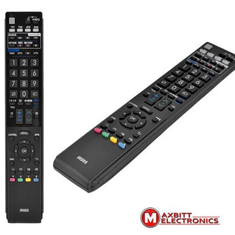 Remote Tv Sharp Aquos replacement remote for sharp aquos tv remote