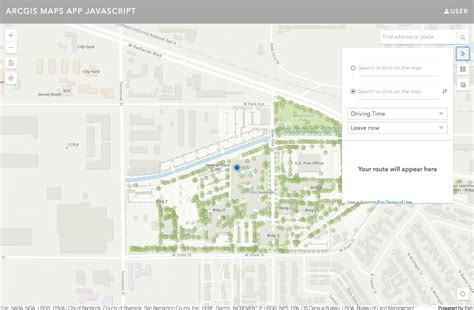 application design with arcgis templates and dojo exle apps maps app javascript arcgis blog