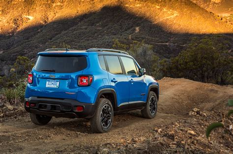 Jeep Renegade Road Jeep Announces Pricing For 2015 Renegade