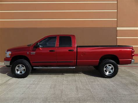 Sell used 2007 Dodge Ram 2500 SLT Quad Cab Long Bed 4X4 6