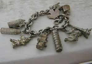 disney charm bracelet mickey mouse epcot world bracelet