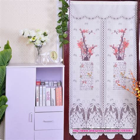 plum flower curtains chinese style classical plum flower curtain decoration