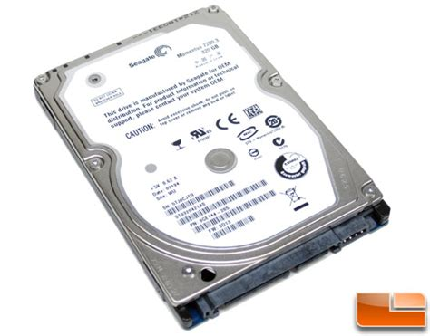 Hardisk Laptop 320gb Second seagate momentus 7200 3 320gb notebook drive legit