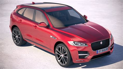Jaguar 2019 F Pace by Jaguar F Pace R 2019