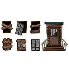 Different Shapes Of Windows Inspiration Broken Glass Door Vector Images 36