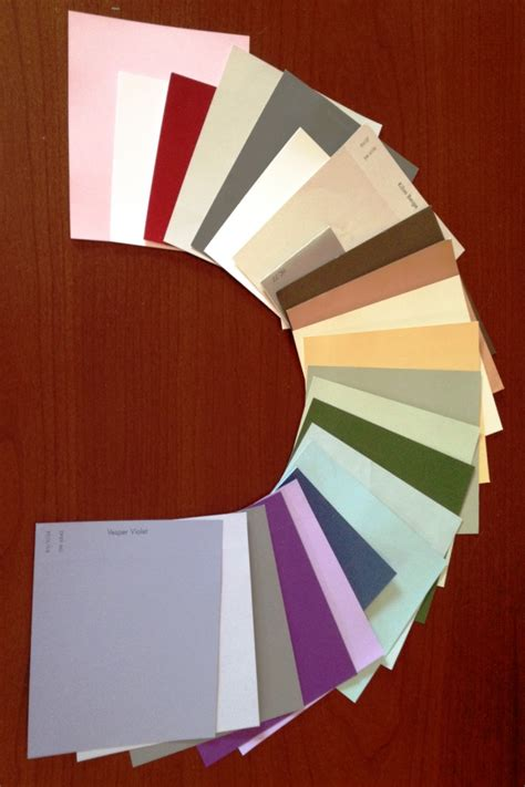 choosing a paint palette for every room in your home household decoration