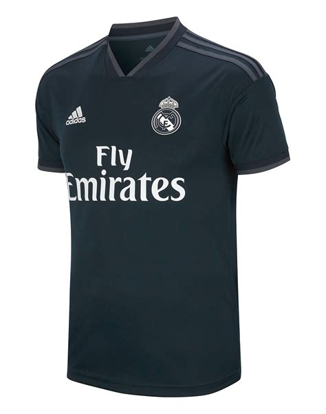 Jersey Go Real Madrid real madrid 18 19 away jersey adidas style sports