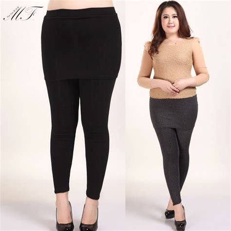 sale two big size spandex legging pantskirt s fashion with mini skirts