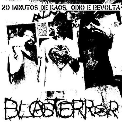 Kaos Metal No 46 blasterror 20 minutos de kaos 211 dio e revolta 2016