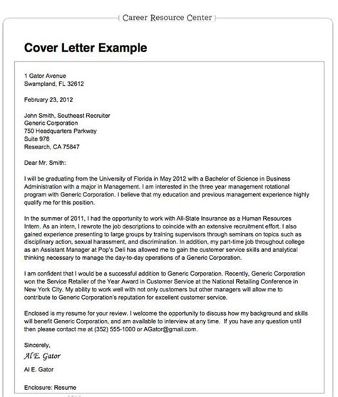 cover letter leadership position cover letter for resume cover letters and cover