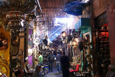 The Blue City Morocco by Marrakech City Marrakesh Market Amp Souk Pictures Photos